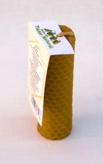 Vela corta de cera de panal (varios tamaños)