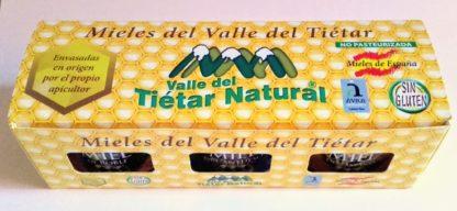 Pack degustación mieles del Tiétar