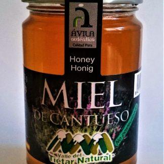 Miel de Cantueso Valle del Tiétar Natural