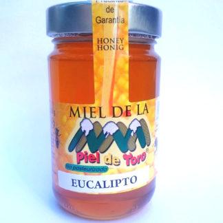 Miel de Eucalipto - 400gr - Piel de Toro