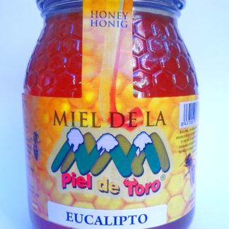 Miel de Eucalipto - 1000gr - Piel de Toro