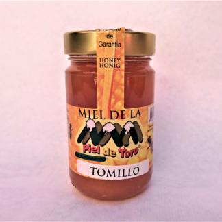400 gr. de Miel de Tomillo española, marca Piel de Toro