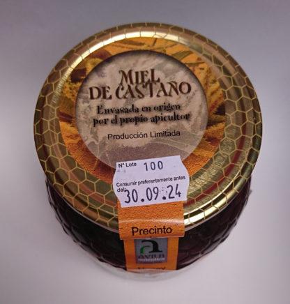 """Miel de Castaño (1 kg.) """"Valle del Tiétar Natural"""""""